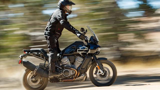 画像: 2021 Pan America | Harley-Davidson www.youtube.com