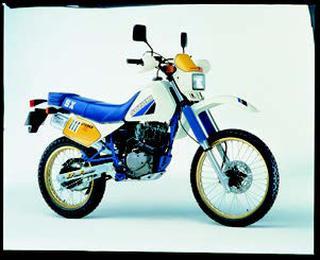 スズキ SX200R 1985 年 4月