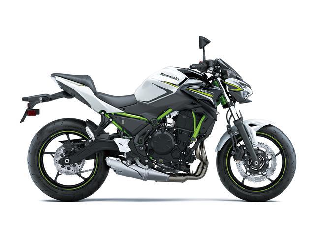 画像27: カワサキの新型「Z900」「Z650」は、デザインを「Z H2」のイメージに!? スタイリング紹介の第一報【EICMA 2019速報】