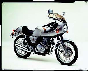 Images : ホンダ GB400TT/MK-II 1985 年7月/8月