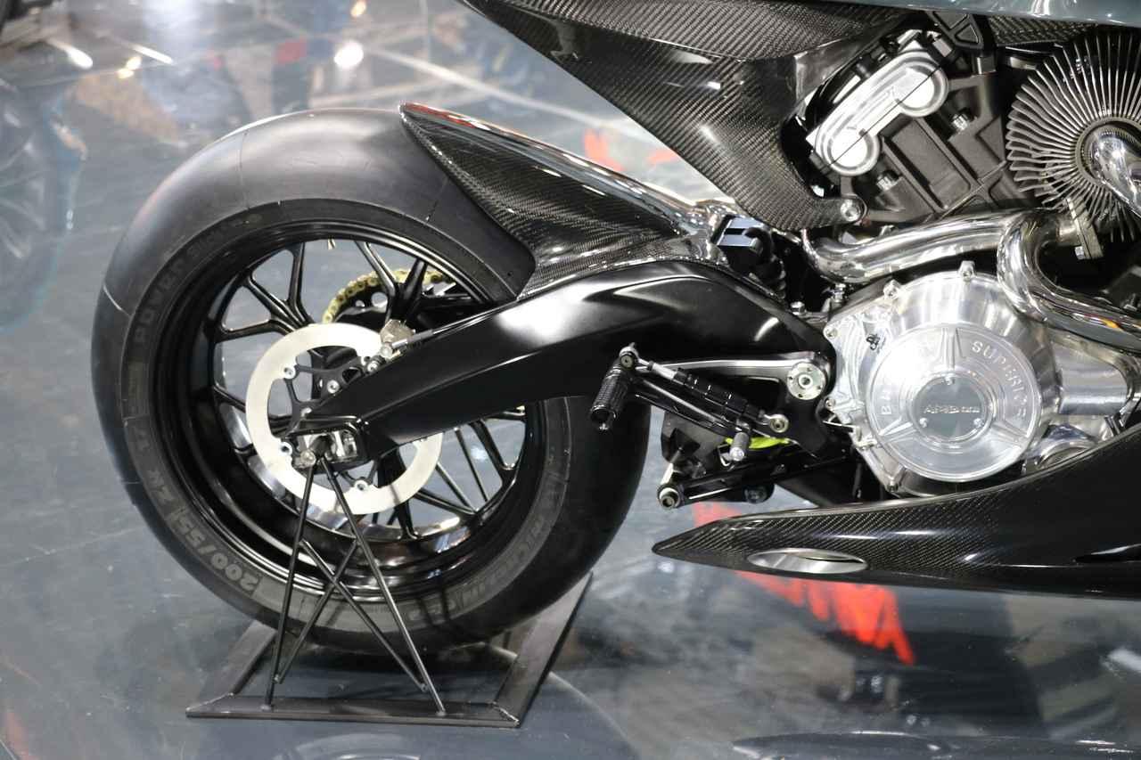 Images : 10番目の画像 - AMB001の画像、一挙お見せします! - webオートバイ