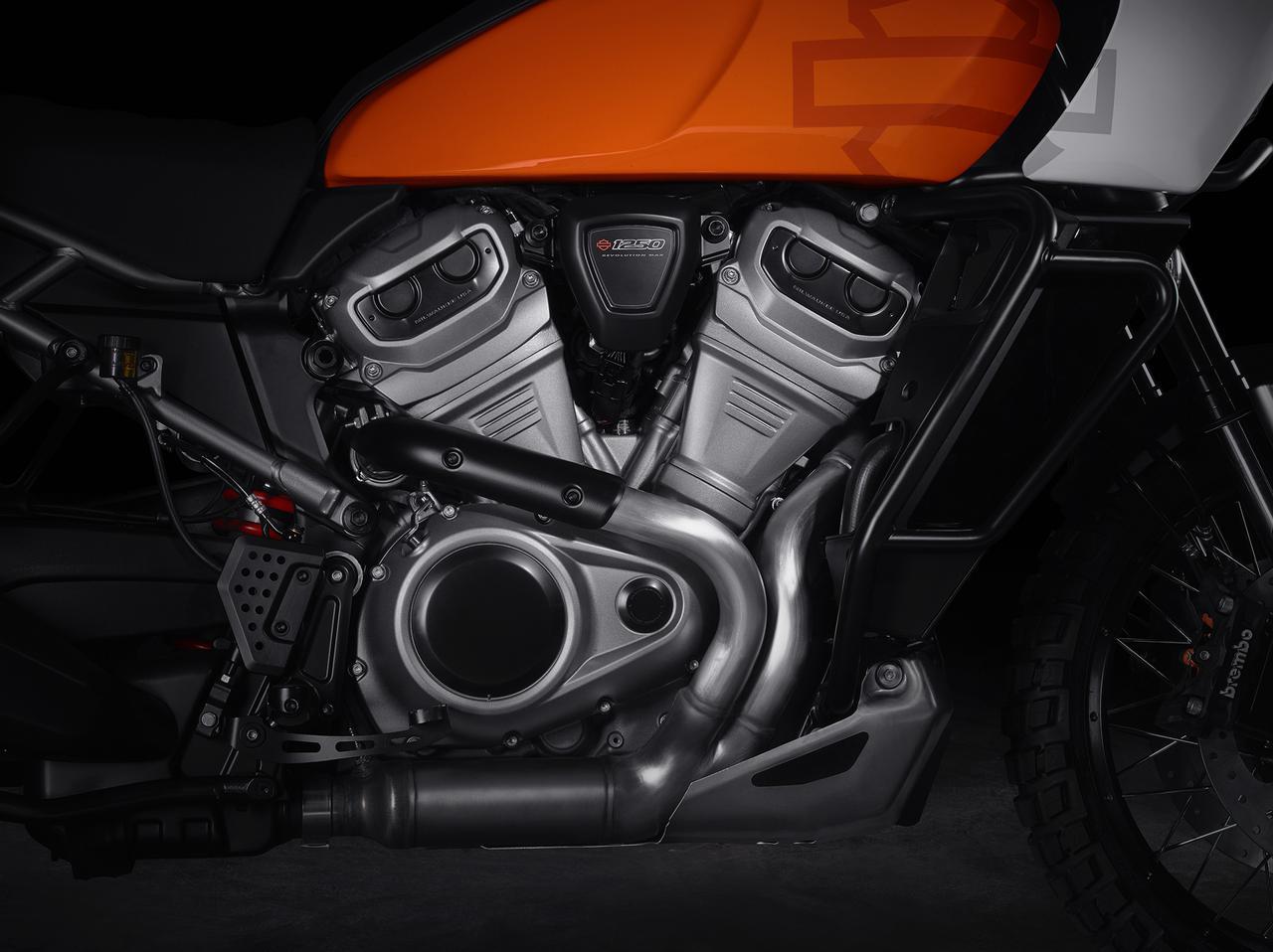 Images : 1番目の画像 - 「ハーレー初のアドベンチャー「Pan America」が登場!1250ccの新型水冷Vツインエンジン「Revolution Max」とは?【EICMA 2019速報!】」のアルバム - webオートバイ