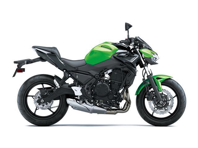 画像24: カワサキの新型「Z900」「Z650」は、デザインを「Z H2」のイメージに!? スタイリング紹介の第一報【EICMA 2019速報】