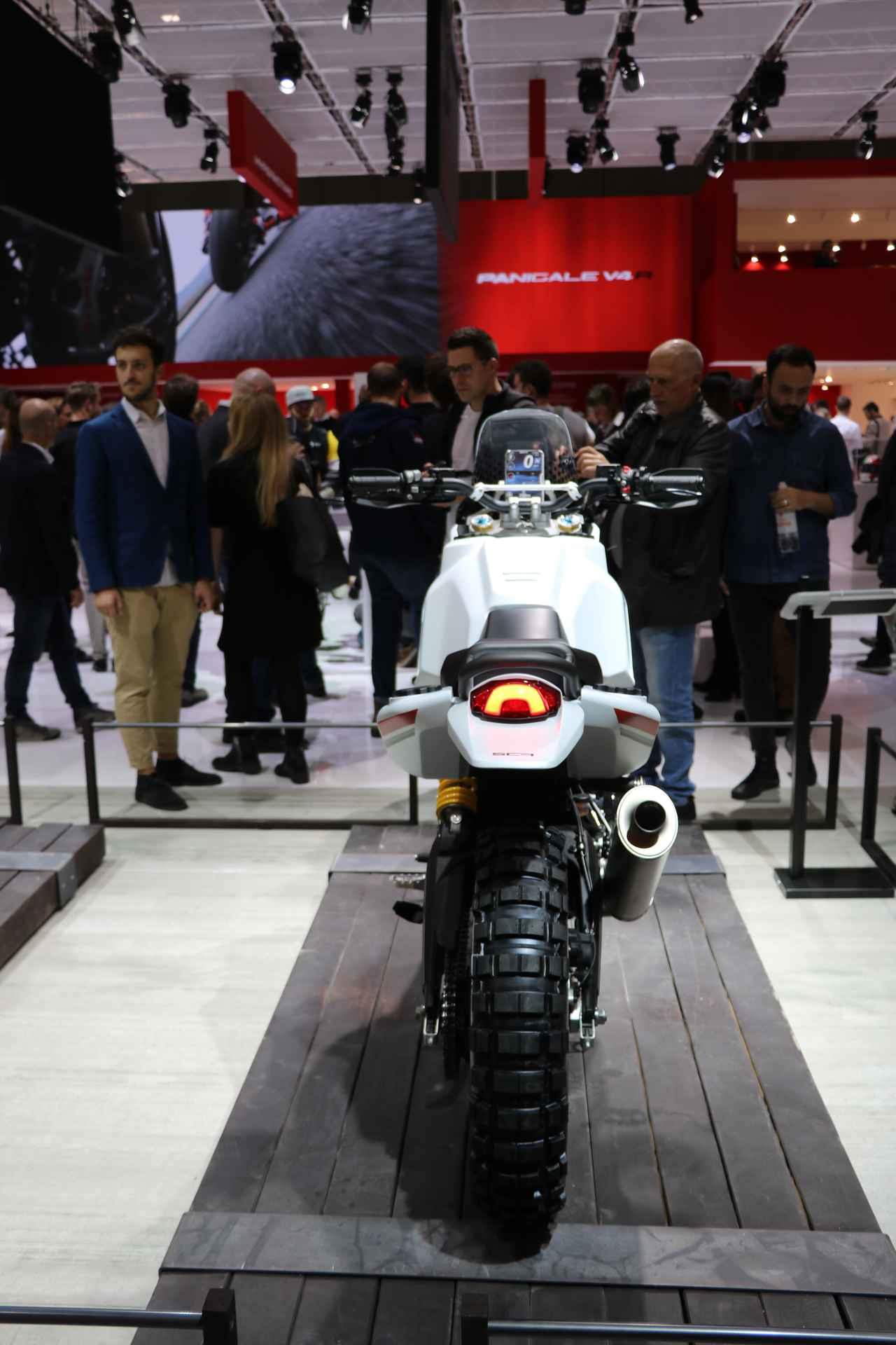 Images : 3番目の画像 - スクランブラー デザートXの写真を見る! - webオートバイ