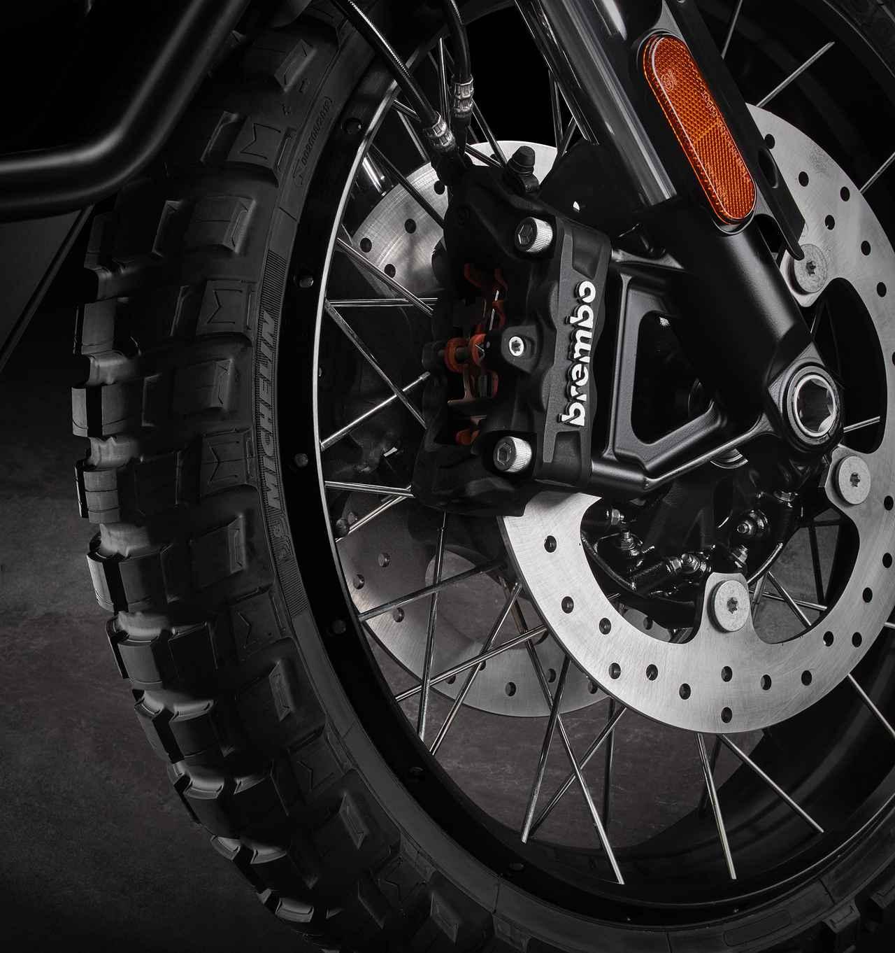 Images : 2番目の画像 - 「ハーレー初のアドベンチャー「Pan America」が登場!1250ccの新型水冷Vツインエンジン「Revolution Max」とは?【EICMA 2019速報!】」のアルバム - webオートバイ