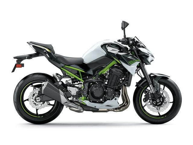 画像15: カワサキの新型「Z900」「Z650」は、デザインを「Z H2」のイメージに!? スタイリング紹介の第一報【EICMA 2019速報】