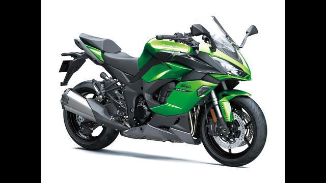 画像: New Kawasaki Ninja 1000SX MY20 - Technical Video www.youtube.com