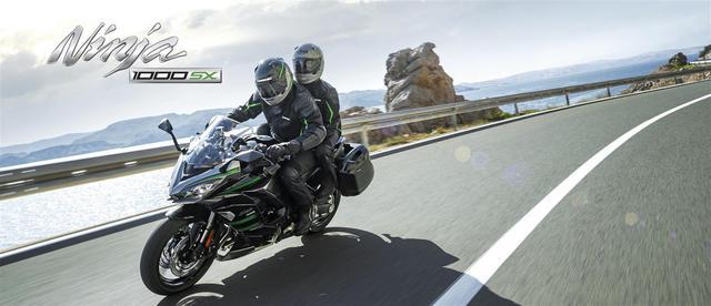 画像: Ninja 1000SX MY 2020 - Kawasaki Europe