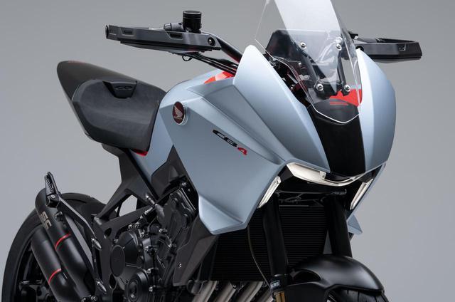 画像: 【EICMA 2019速報!】〈CB4X〉って何!? ホンダがEICMAで突如発表したコンセプトモデル、じっくりお見せします! - webオートバイ