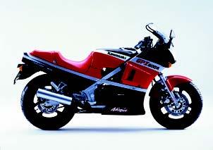 Images : カワサキ GPZ600R 1985 年 6月
