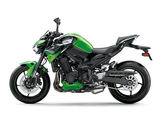 画像8: カワサキの新型「Z900」「Z650」は、デザインを「Z H2」のイメージに!? スタイリング紹介の第一報【EICMA 2019速報】