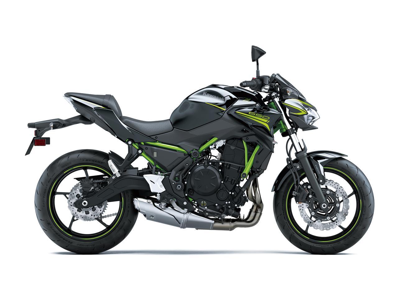 画像21: カワサキの新型「Z900」「Z650」は、デザインを「Z H2」のイメージに!? スタイリング紹介の第一報【EICMA 2019速報】