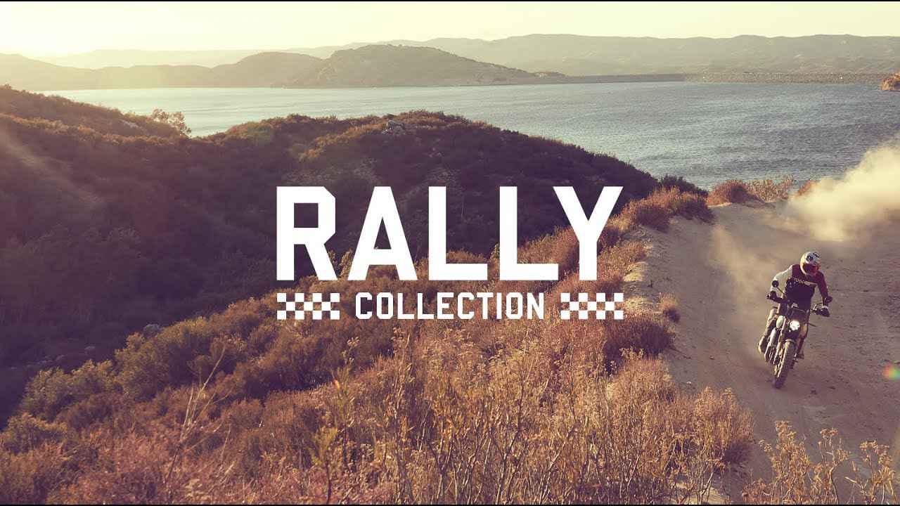 """画像: ※走行映像に出てくる車両は""""FTR 1200 Rally Collection""""のものです。「FTR™ 1200 Rally Collection - Indian Motorcycle®」 www.youtube.com"""