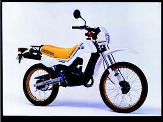 スズキ ハスラーTS50 1986 年2月