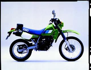 Images : カワサキ KL250R 1986 年 3月