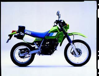 カワサキ KL250R 1986 年 3月