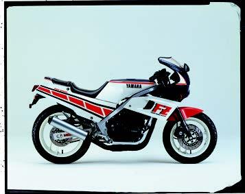 Images : ヤマハ FZ400R 1986 年 3月