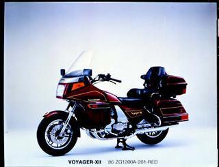 カワサキ ボイジャーXII 1986 年