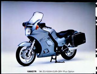 カワサキ 1000GTR 1986 年