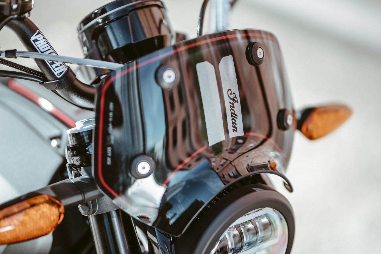 Images : 7番目の画像 - 「FTR Rally」のディテールを全て見る - webオートバイ
