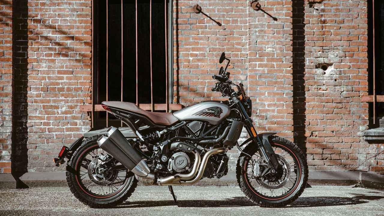 画像: Indian Motorcycle Unveils New FTR Rally At EICMA 2019