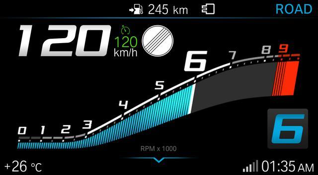画像7: 895ccまで排気量をアップ、日本を走ることを考えても過不足ない充実のパッケージ
