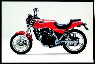 Images : カワサキ 250CS 1985 年11月