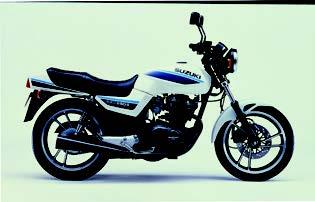 Images : スズキ GSX250E 1986 年2月