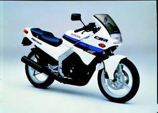 ホンダ CBR250フォア 1986 年 4月