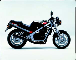 Images : カワサキ AR50S 1985 年10月