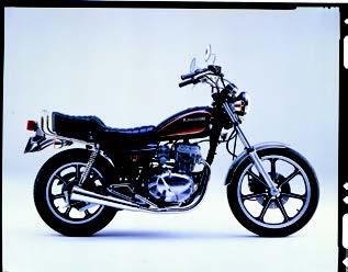 Images : カワサキ Z250LTDツイン 1986 年 3月