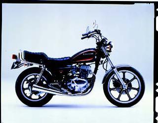 カワサキ Z250LTDツイン 1986 年 3月