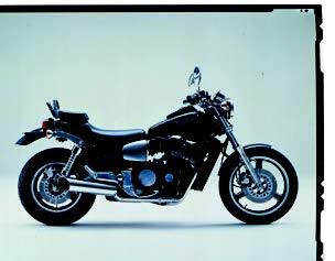 Images : カワサキ エリミネーター750 1985 年12月