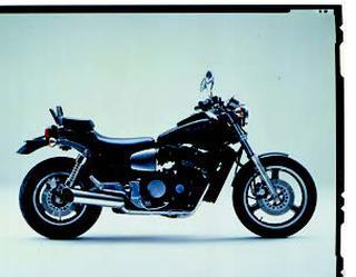 カワサキ エリミネーター750 1985 年12月