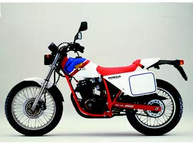 Images : ホンダ FTR250 1986 年2月