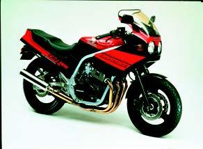 Images : ホンダ CBR400Fエンデュランス 1985 年11月