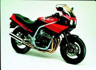 ホンダ CBR400Fエンデュランス 1985 年11月