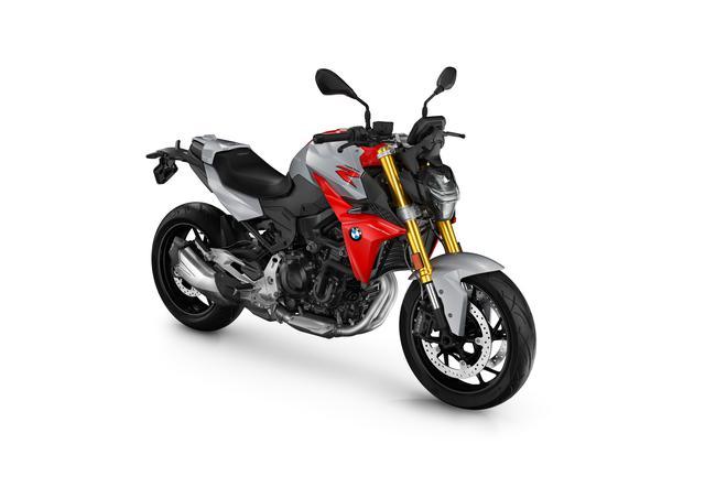 画像1: BMWから新型ネイキッド「F900R」が登場! 最新装備を多数搭載し、F800Rから正統進化を遂げた【EICMA 2019速報!】