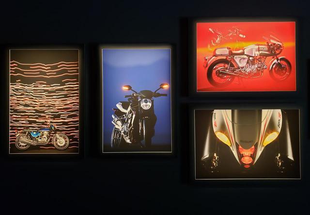画像: 大谷耕一写真展「Synchronicity -光とバイクが融合する瞬間-」が、キヤノンギャラリー銀座にて開催中!11月6日(水)まで。 大阪では11月28日(木)~12月4日(水)に開催- webオートバイ