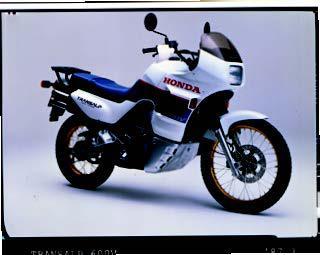 ホンダ トランザルプ600V 1987年