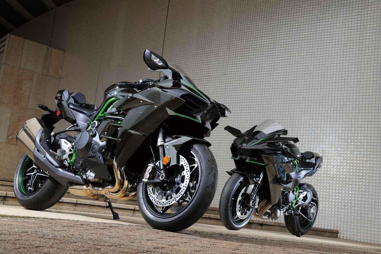 画像: 最強最速のプライドを継承し続けるフラッグシップ【KAWASAKI NinjaH2R】#ROOTS of BRAND - webオートバイ