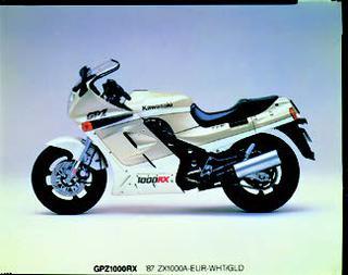 カワサキ GPZ1000RX 1987年