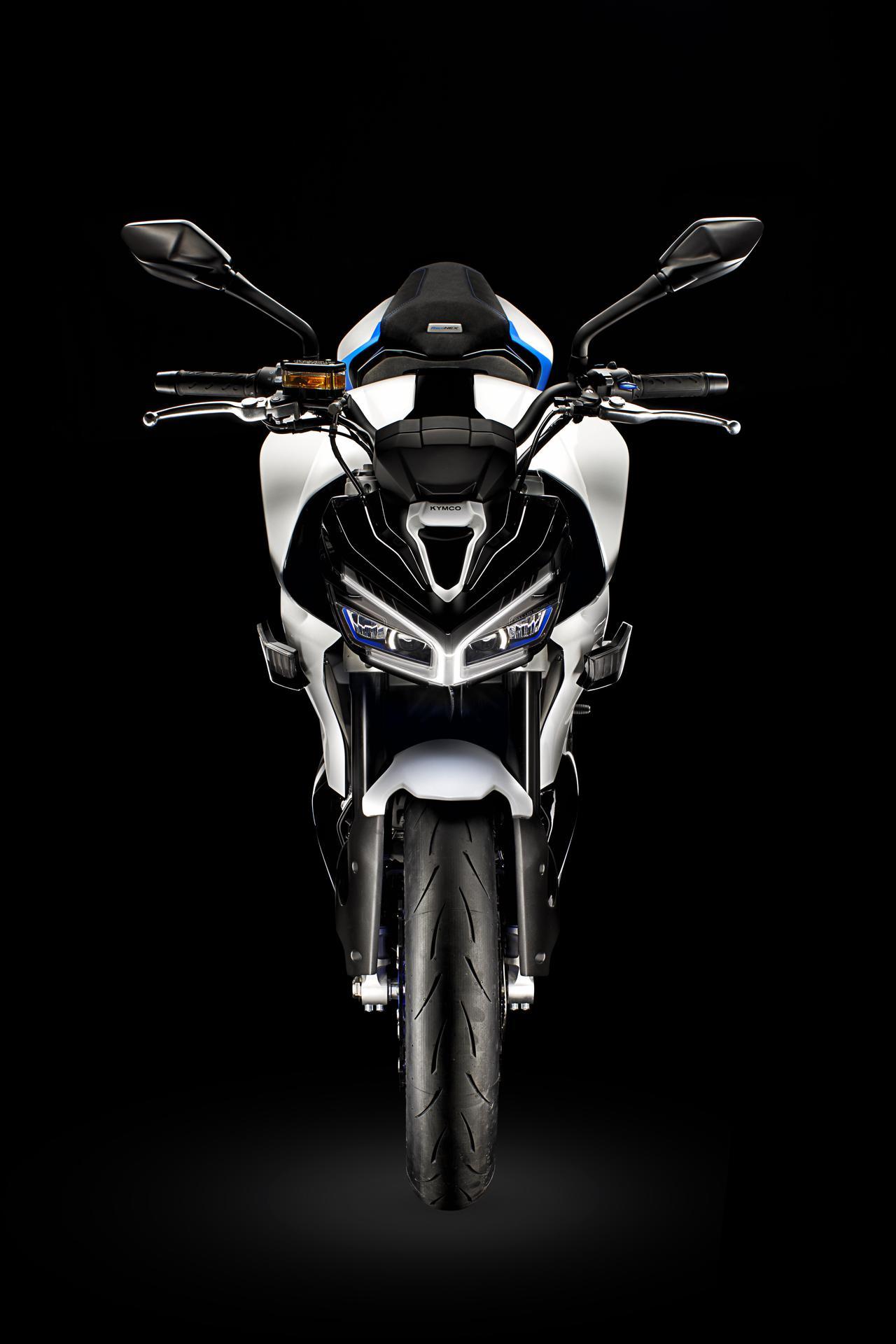 Images : 4番目の画像 - キムコ「RevoNEX」の写真を見る! - webオートバイ