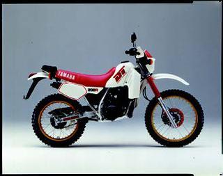 ヤマハ DT200R 1987年2月