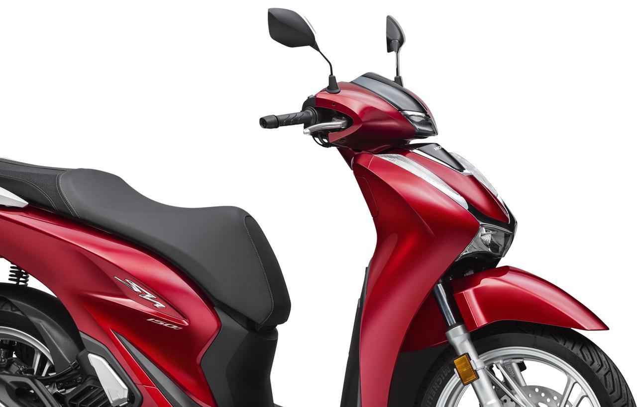 画像: エンジン&フレーム新設計の125cc・150ccスクーター、ホンダ「SH125i/SH150i」が〈超〉気になる【EICMA 2019速報!】 - webオートバイ