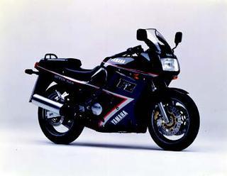 ヤマハ FZ750 1987年