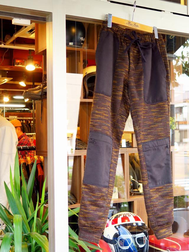 画像3: 流行先取り! マックスフリッツの「ジョガーモトパンツ」はライディングパンツの新たな革命か?