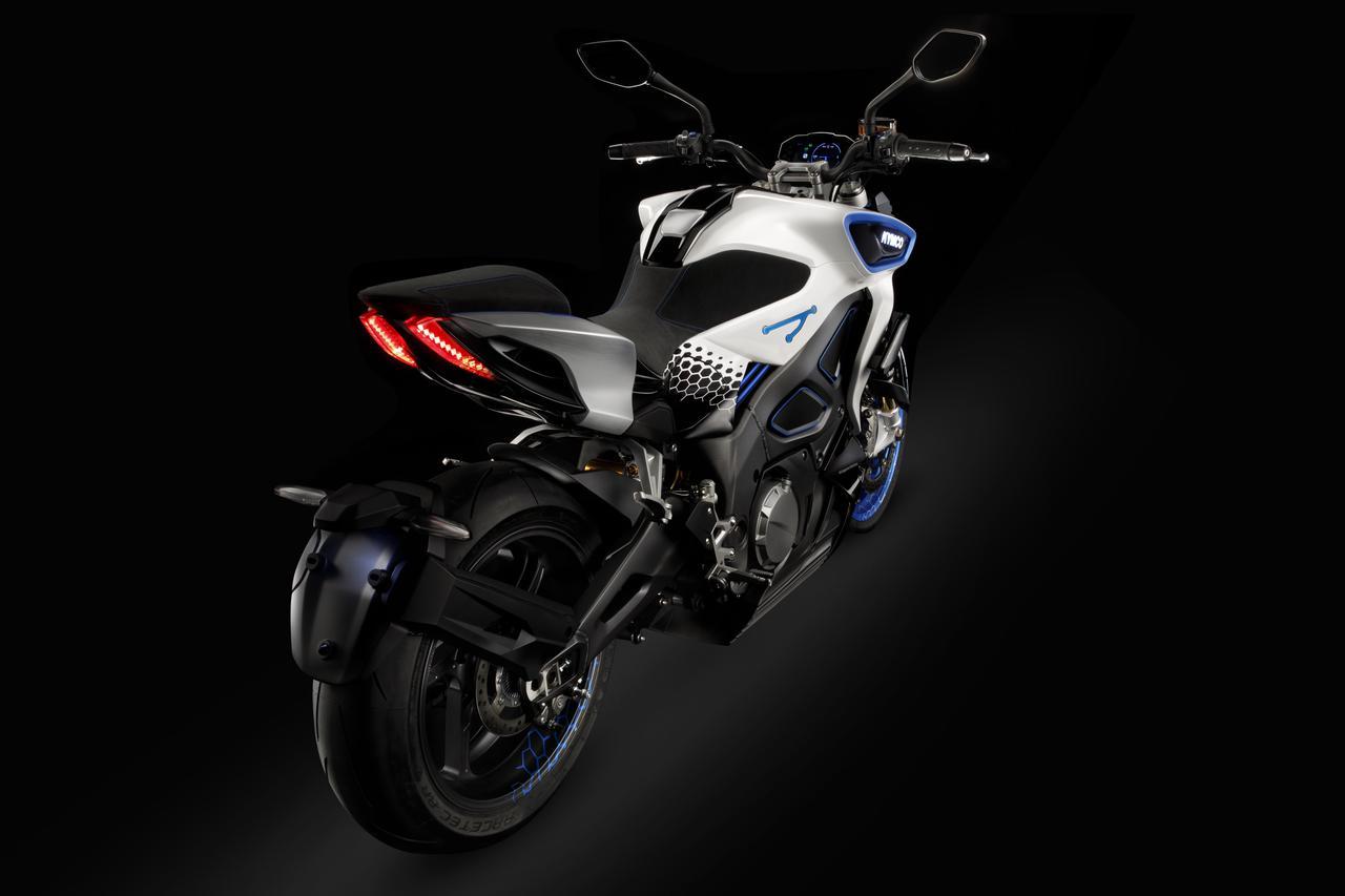 Images : 3番目の画像 - キムコ「RevoNEX」の写真を見る! - webオートバイ