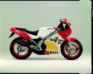 ヤマハ TZR250R 1986 年10月