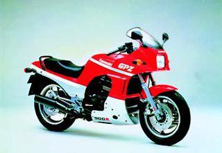 カワサキ GPZ900R 1987年